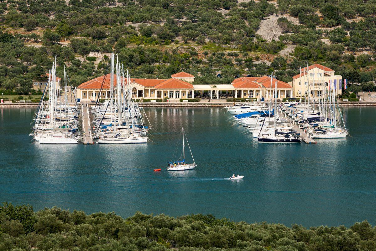 Cres, 07/2018ACI marina SplitDavor Zunic / Petar Fabijan