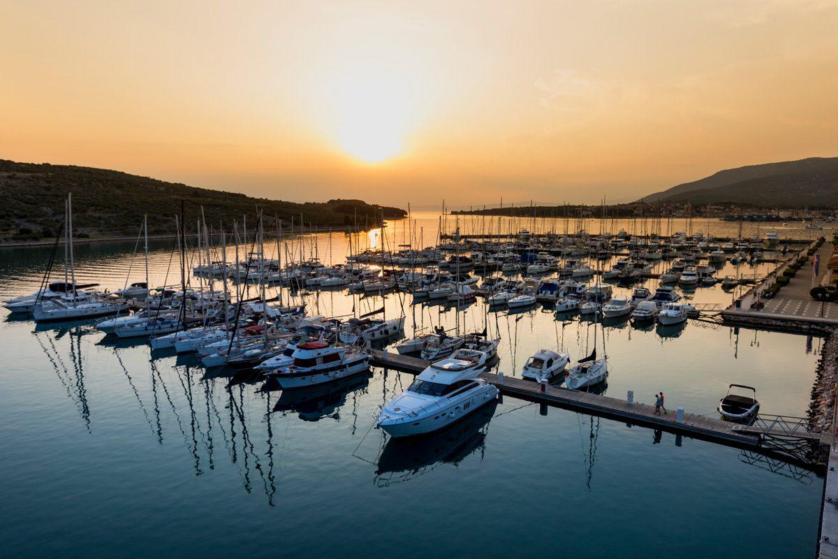 Cres, 07/2018 ACI marina Split Davor Zunic / Petar Fabijan