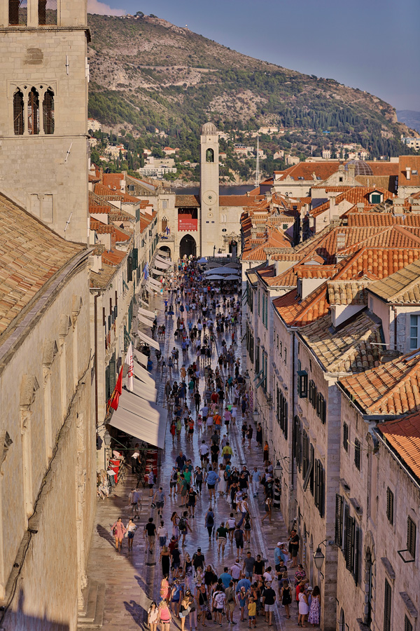 Dubrovnik, 08/2018ACI marina Dubrovnikfoto: Davor Zunic / Fotofaktor.com