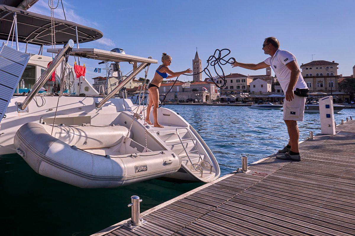 Rab, 08/2018ACI marina Rabfoto: Davor Zunic / Fotofaktor.com