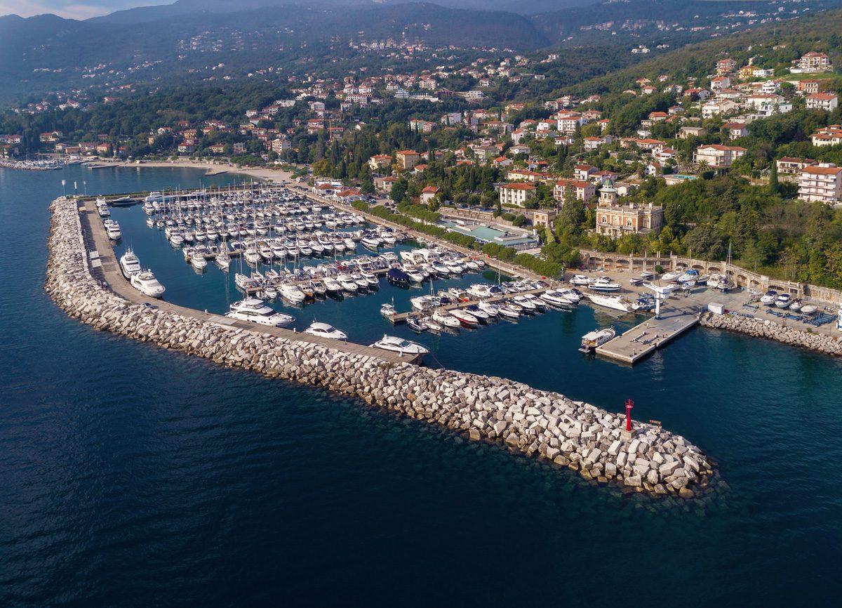 Icici 10/2017 ACI marina Icici Davor Zunic / Petar Fabijan
