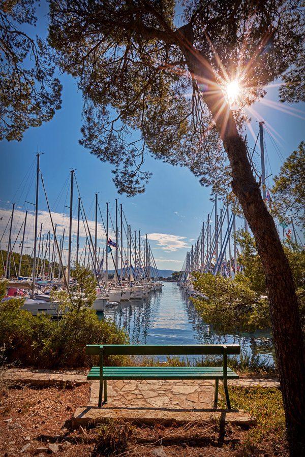 Palmizana, 07/2018 ACI marina Palmizana Davor Zunic