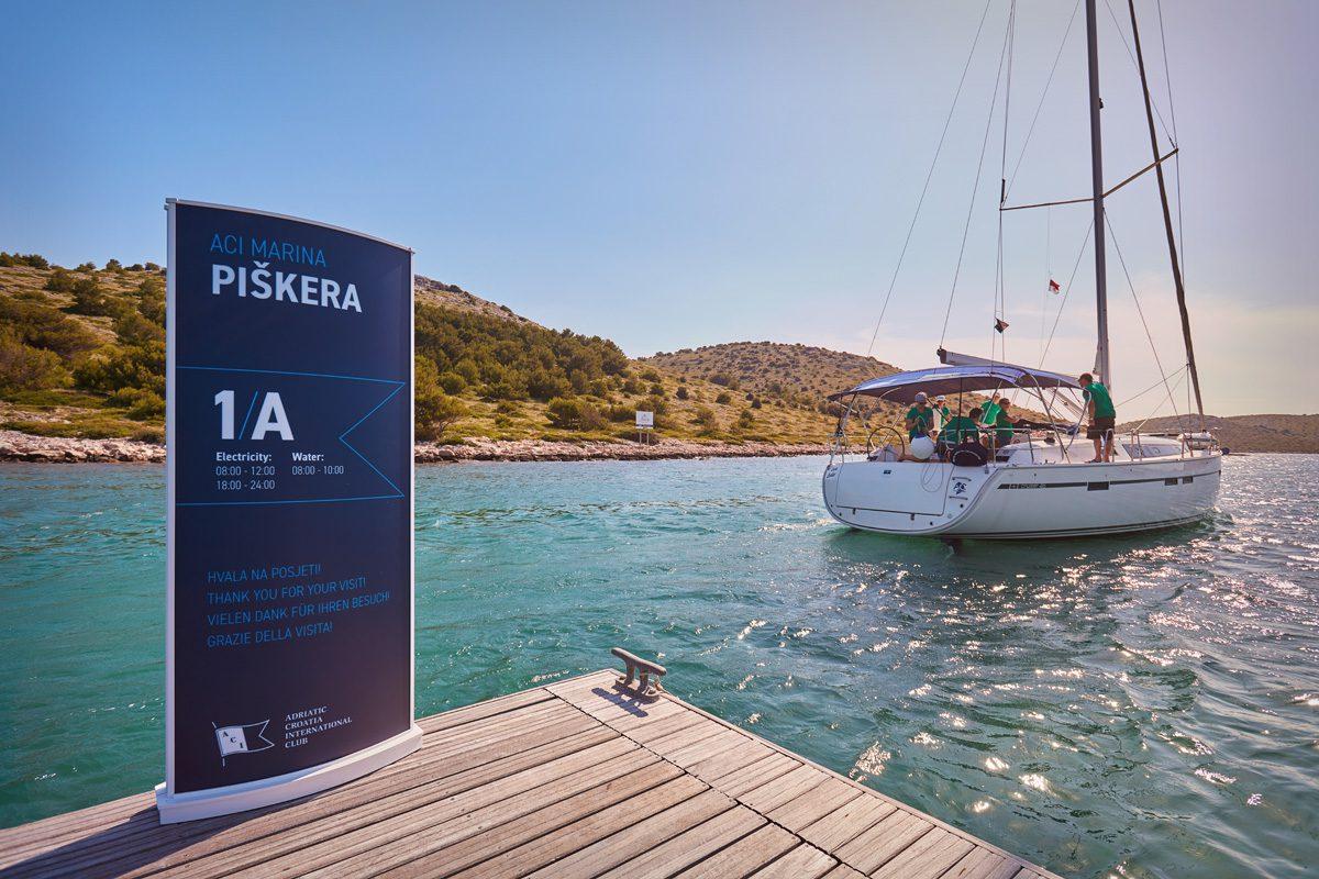 Piskera, 07/2018 ACI marina Piskera Davor Zunic