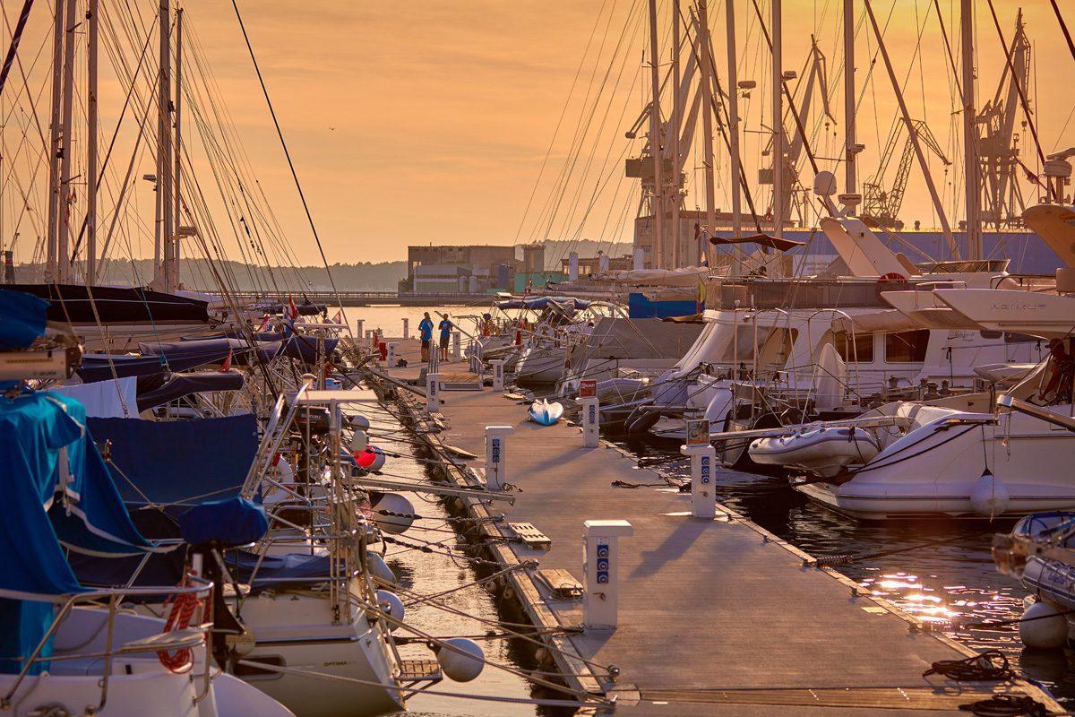 Pula, 09/2018ACI marina PulaDavor Zunic
