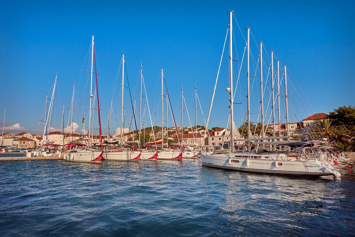 Trogir, 07/2018ACI marina TrogirDavor Zunic